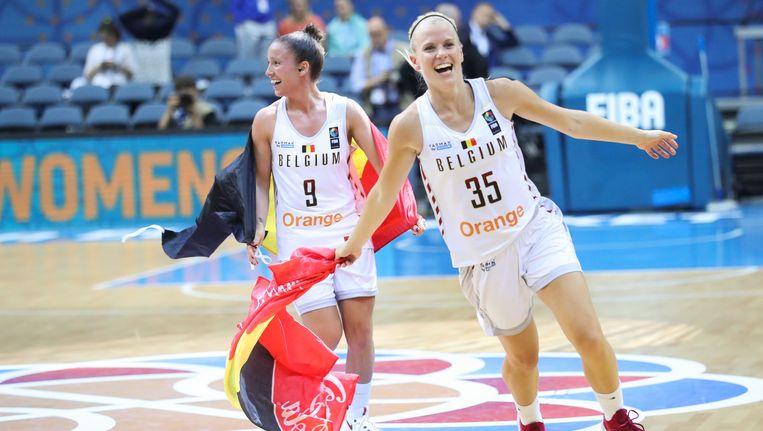 Citaten Van Bekende Sporters : Julie vanloo gaat basketsporen in turkije verdienen meer