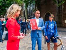 Hoe het Songfestival een politiek mijnenveld werd voor D66-wethouder Klaas Verschuure