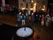 Holocaustmonument Levenslicht in hele regio te zien