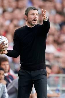 Van Bommel wil duel met Rosenborg winnen, maar houdt rekening met 'pijntjes'