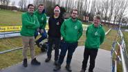 Vorig jaar nog een amateurcross, dit jaar Mathieu Van der Poel op de affiche: Cyclocross Gullegem maakt zich op voor volksfeest