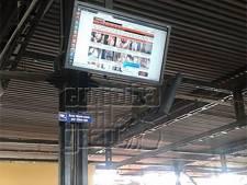 Une vidéo porno diffusée sur les écrans d'une gare