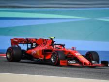 Charles Leclerc s'offre sa première pole position à Bahreïn