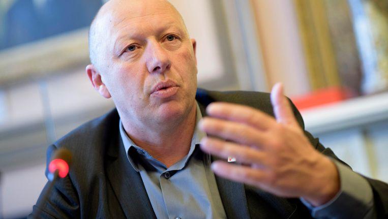 Hans Bonte (sp.a), burgemeester Vilvoorde