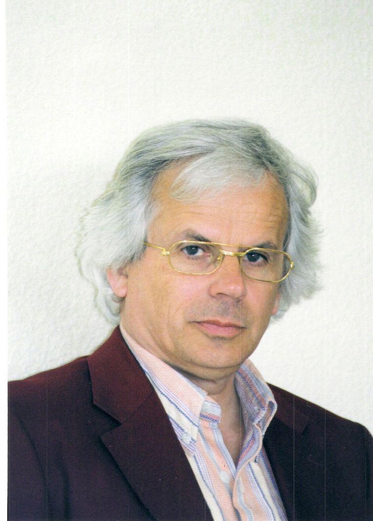 Pascal Mercier Beeld