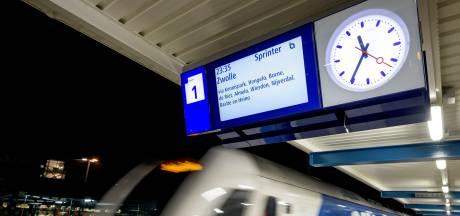 'Start direct proef met nachttrein uit Enschede'