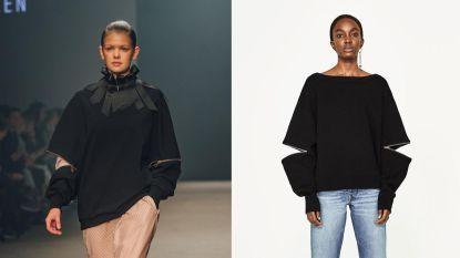 Daar gaan we weer: Zara kopieert nu ook Belgische ontwerpster