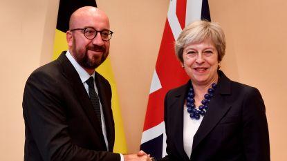 """Michel zoekt bij May """"steun op hoogste niveau"""" voor aanpak transmigratie"""