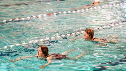 Maximaal tien zwemmers per uur en twee per baan: zo heropent woensdag het Kapelse zwembad