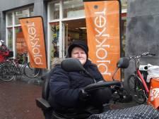'Afgesnauwde' en ongeneeslijk zieke Trudy weet het zeker: nooit meer in de scootmobiel naar de Blokker in Zutphen