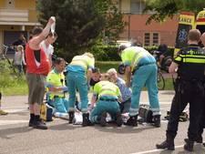 Fietser zwaargewond bij aanrijding op Goorstraat in Geldrop