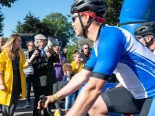 2bike4alzheimer: Fietstocht over Veluwe levert bijna twee ton op voor dementieonderzoek