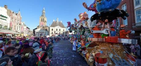 Optocht Roosendaal langer dan in 2018