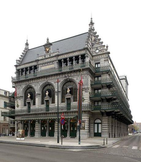Le Théâtre royal flamand également fermé jusqu'à la fin de l'année