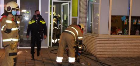 Rookbom door de brievenbus gegooid bij basisschool in Vlijmen