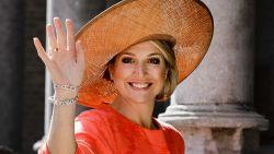 Koningin Máxima viert 49e verjaardag thuis
