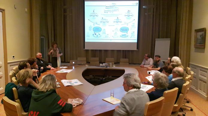 De cultuursector besprak ideeën over de buitenschoolse clutuureducatie in Vught