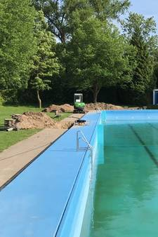 Wantijbad kampt met nog meer problemen op hete zomerdag