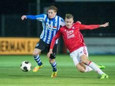 Tibeau Swinnen blijft FC Eindhoven trouw