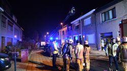Vijf personen hebben verzorging nodig na brand in woning