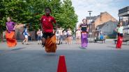 Leerlingen OLVP organiseren eigen versie van 'De Container Cup'