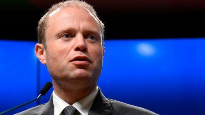 Maltese premier treedt op 18 januari af