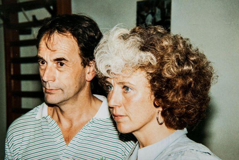 Hans de Zeeuw en Kea Fogelberg Beeld Familiearchief