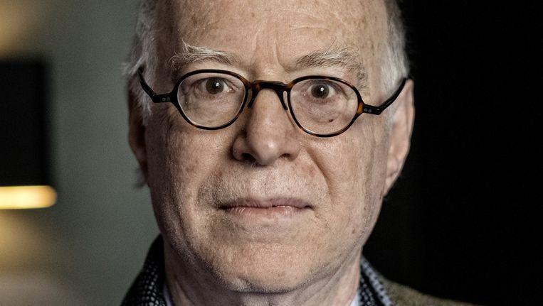 Richard Sennett is de schrijver van 'Samen', een boek over de kunst van het samenleven. Beeld Patrick Post