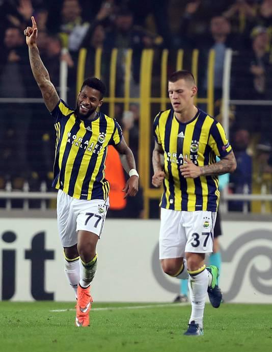 Jeremain Lens heeft het prima naar z'n zin bij Fenerbahçe.