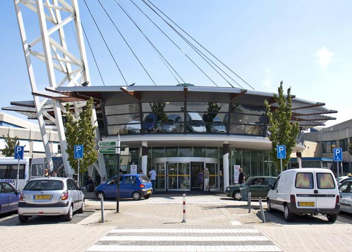 Het CWZ in Nijmegen.