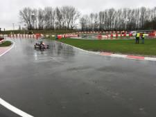 Primeur NK Karting in kletsnat Lelystad