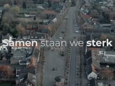 Filmpje van verlaten Eersel tijdens coronacrisis gaat viral: 'We willen iedereen een hart onder de riem steken'
