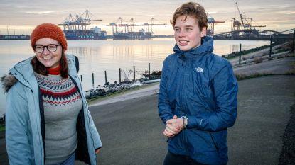 Anuna wordt stagiair bij groene fractie in Europees Parlement