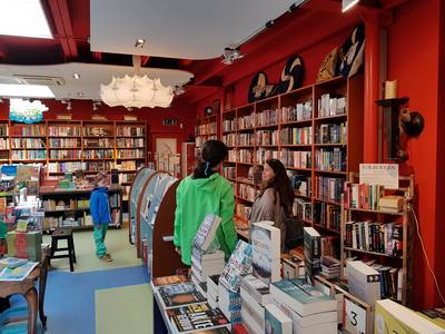 Bookstore Day: Alle dagen fan van de boekhandel