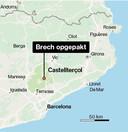 Jos Brech bevond zich in een verlaten huis op een heuvel in de buurt van Castellterçol.