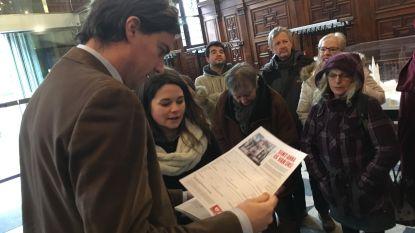 Kwestie Sint-Anna komt op de gemeenteraad