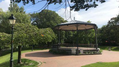 Politie moet kiosk in Leopoldpark tot twee keer toe ontruimen door overlast