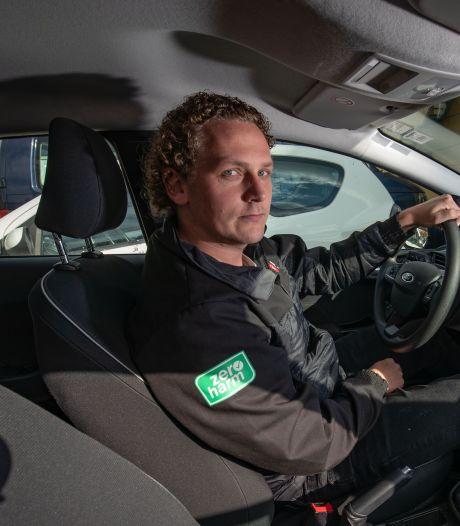 Hoe Meindert verdachte werd van een ongeluk in Oirschot, terwijl hij gewoon op Urk was