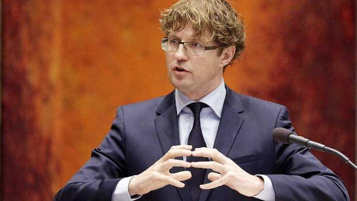 Staatssecretaris van Onderwijs Sander Dekker .