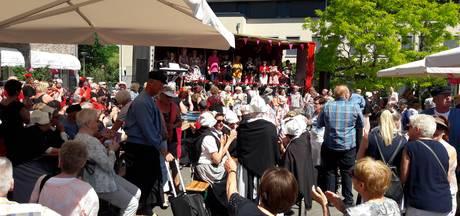Smartlappenfestival en mooi weer zorgt voor bomvol Groesbeek