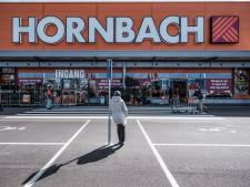 Hornbach ook weer 's avonds open: 'alles weer als gebruikelijk'
