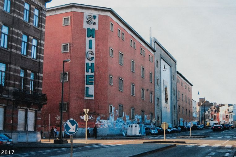 campus St. Michel: Het gebouw in 2017.
