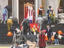 Sinterklaas bereidt logeerpartij voor op Paleis Soestdijk