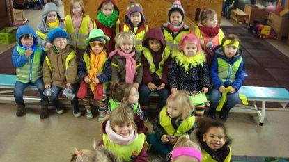 Fluo is dresscode in basisschool