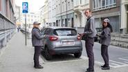 Nieuwe tenue moet agressie tegen parkeerwachters doen afnemen