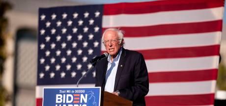 Bernie Sanders intéressé par un poste en cas de victoire de Joe Biden