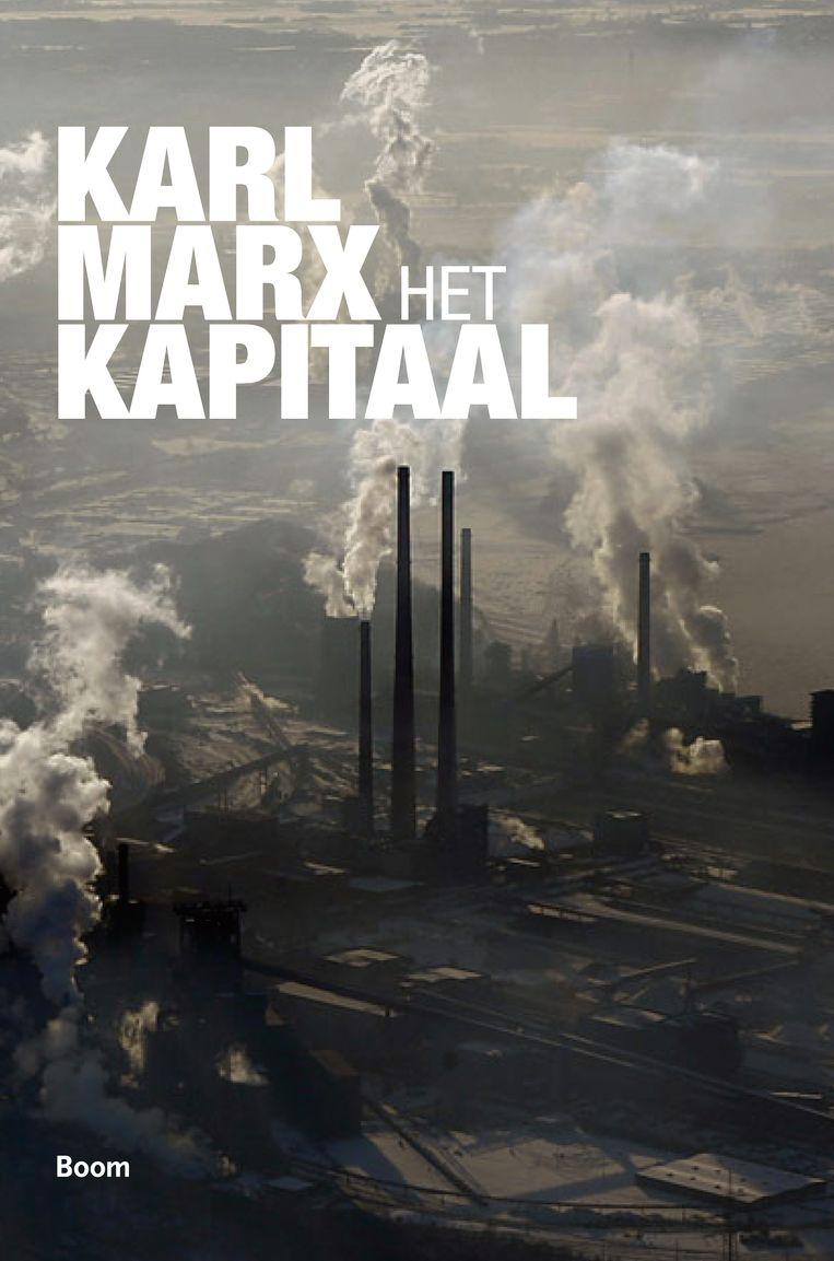 Karl Marx: Het kapitaal Vertaling Isaac Lipschits en Hans Driessen. Omslag Bas Smidt. Boom; € 41,10. Beeld -