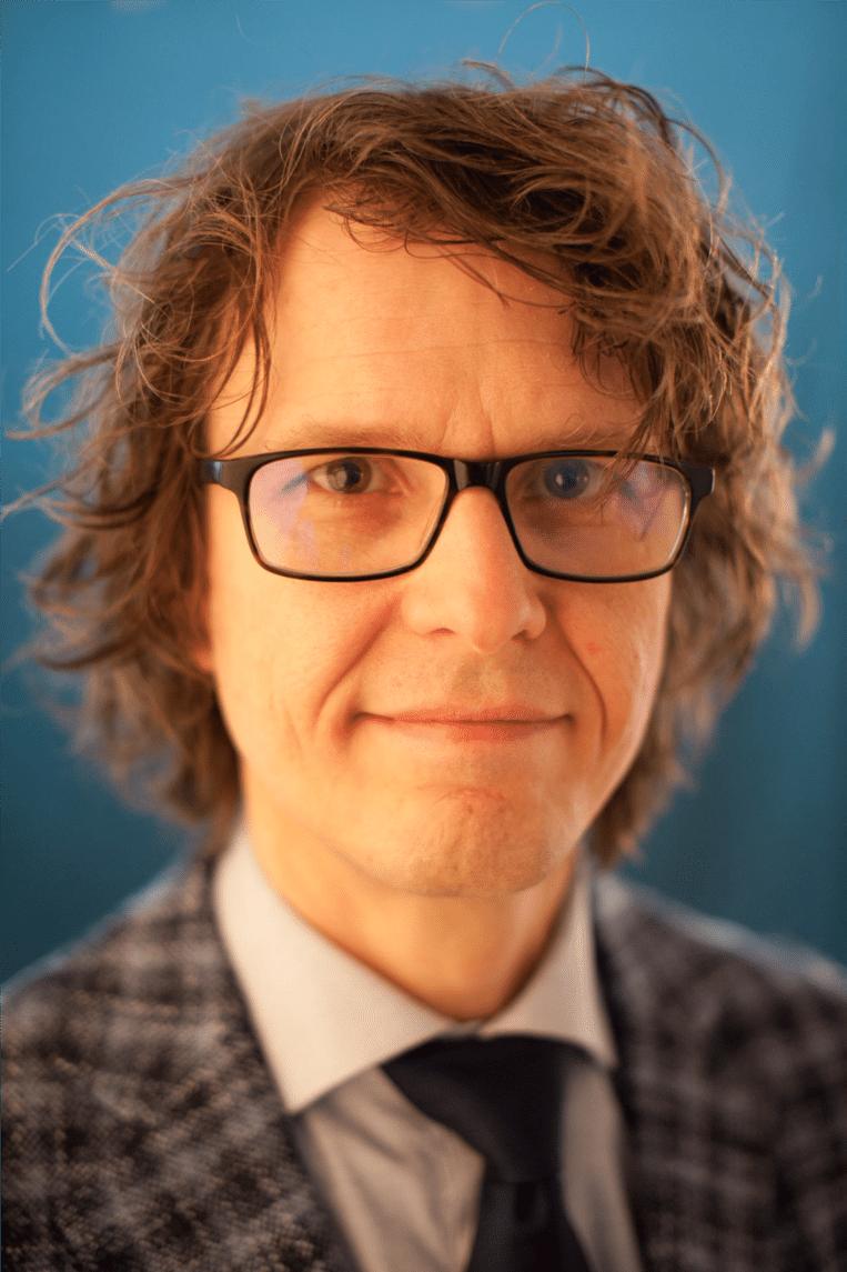 Cyberexpert Michel van Eeten Beeld