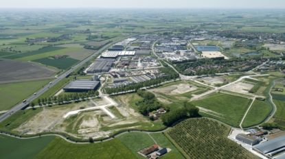 Extra percelen vrij op nieuw bedrijventerrein Monnikenhoek