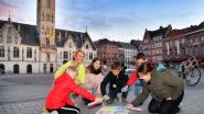 Kindergemeente versiert hele stad met stippen tegen pesten